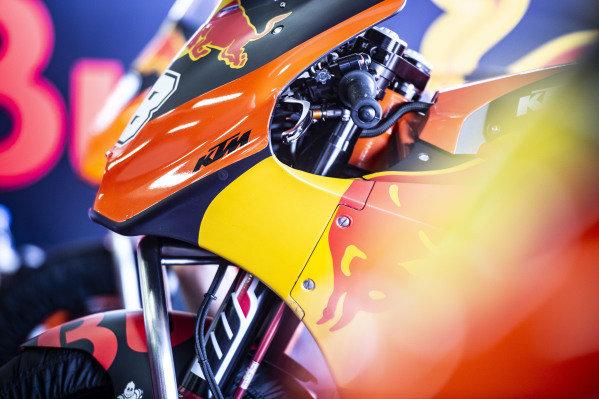 Red Bull KTM Factory Racing details.