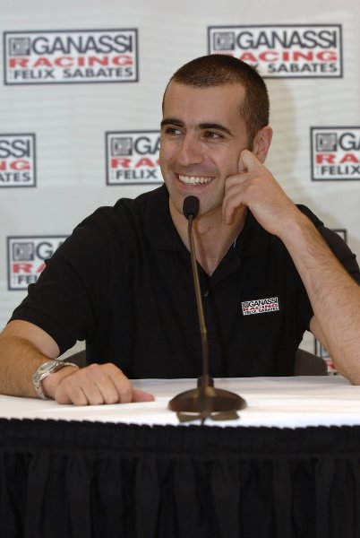 3 October, 2007, Concord, North Carolina USADario Franchitti makes the move to the NASCAR Sprint Cup Series and Chip Ganassi Racing©2007, LAT South, USALAT Photographic