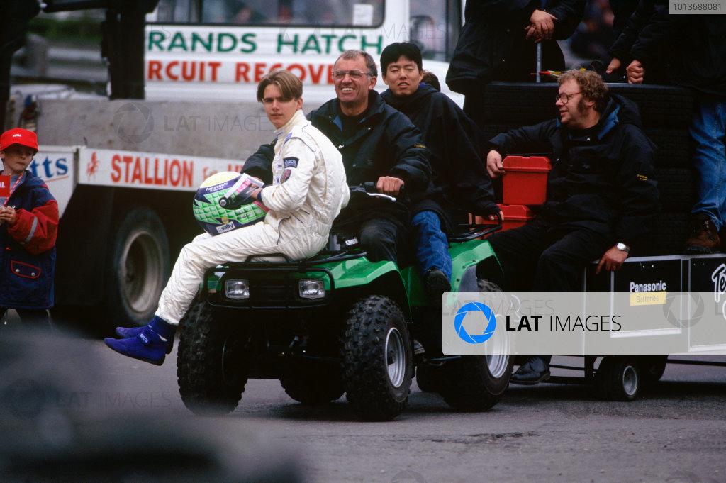 1996 Formula Vauxhall Junior Championship.