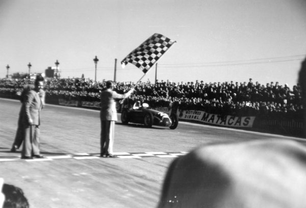 1951 Spanish Grand Prix.