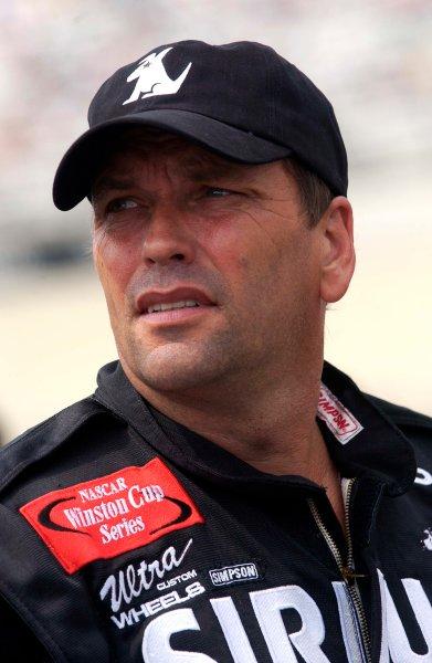 2003 NASCAR-Sharpie 500. Bristol Tenn USA,Aug 22-23,Ted Musgrave,World Copyright -RobertLeSieur ,July,2003LAT Photographic-ref: digital image