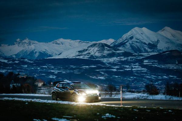 2016 FIA World Rally Championship, Round 01, Rally Monte Carlo, 21st - 24th January, 2016 Sebastien Ogier, VW, action Worldwide Copyright: McKlein/LAT