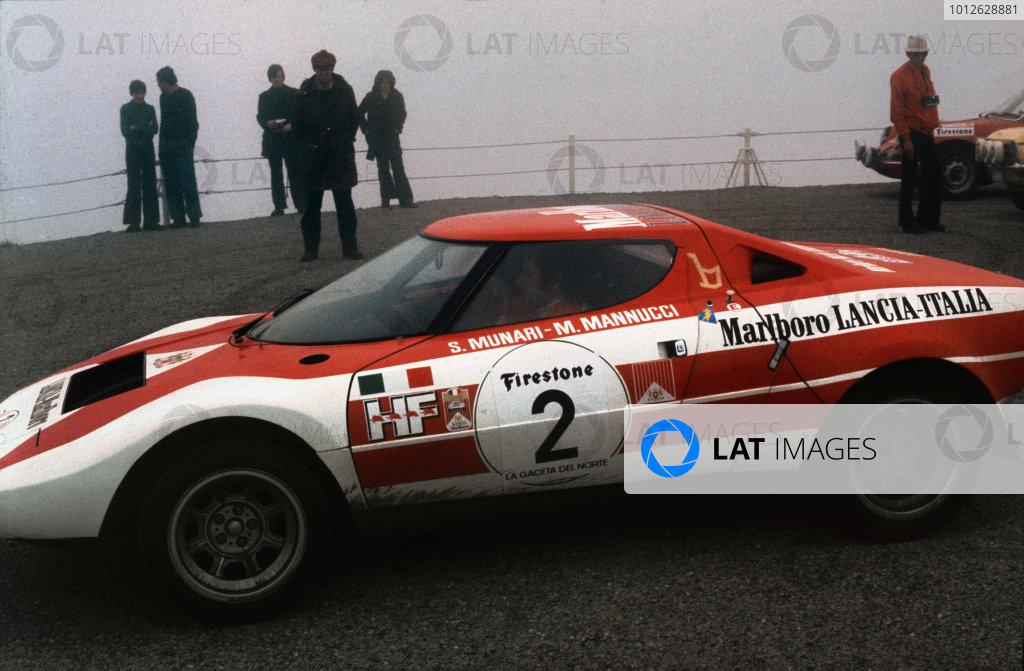 Bilbao, Spain. 7th - 8th April 1973.