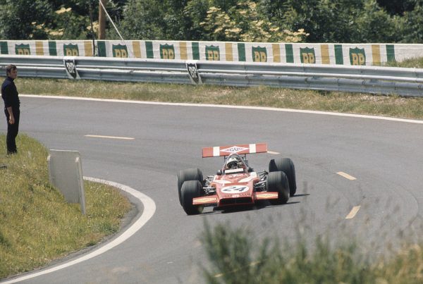 1970 French Grand Prix.Clermont-Ferrand, France.3-5 July 1970.Silvio Moser (Bellasi F170 Ford). He failed to qualify.Ref-70 FRA 15.World Copyright - LAT Photographic