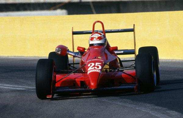 Tom Kristensen (DEN) Toms Toyota 032F at Macau Formula Three Grand Prix, Macau, Hong Kong, 22 November 1992.