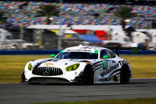 5-8 January, 2017, Daytona Beach, Florida USA 50, Mercedes, Mercedes AMG GT3, GTD, Gunnar Jeannette ©2017, Barry Cantrell LAT Photo USA