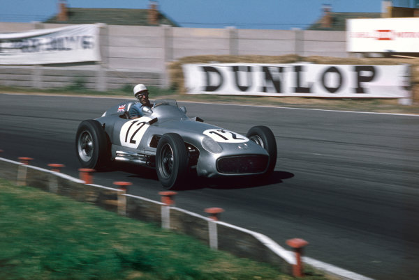 Aintree, Great Britain. 16th July 1955.