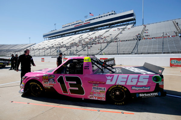 NASCAR Camping World Truck Series  Texas Roadhouse 200 Martinsville Speedway, Martinsville VA USA Friday 27 October 2017 Cody Coughlin, JEGS Toyota Tundra World Copyright: Matthew T. Thacker LAT Images