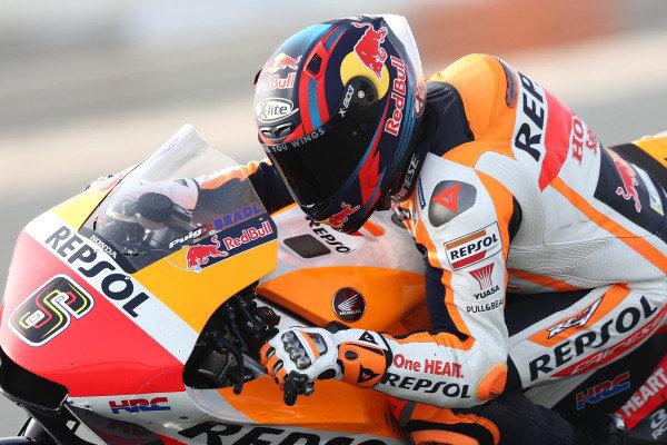 Stefan Bradl, Repsol Honda Team .