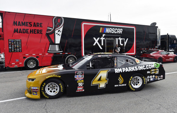#4: Ross Chastain, JD Motorsports, Chevrolet Camaro RM Parks/EZ Angus Ranch