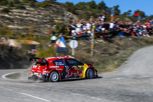 Sébastien Ogier (FRA), Citroën Racing, Citroën C3 WRC 2019