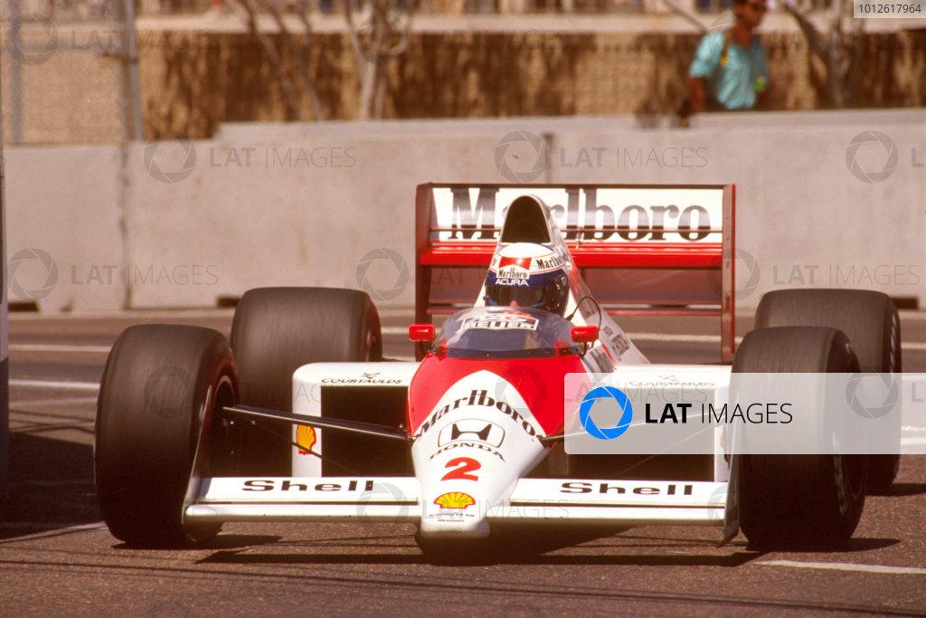 1989 United States Grand Prix.
