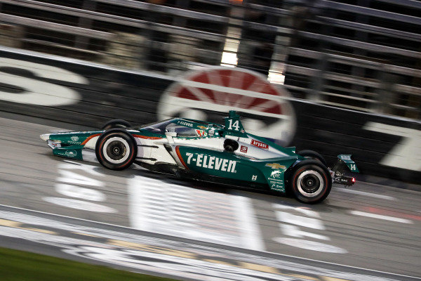Tony Kanaan, A.J. Foyt Enterprises Chevrolet Copyright: Joe Skibinski - IMS Photo