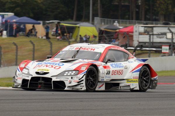 GT500 Winner Heikki Kovalainen & Yuichi Nakayama ( #39 DENSO KOBELCO SARD GR Toyota Supra )