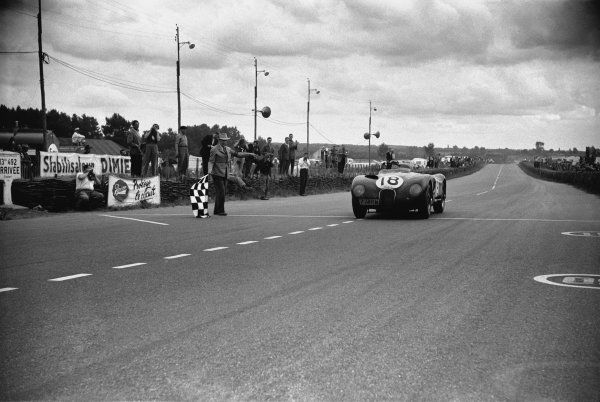 Le Mans, France. 13-14 June 1953