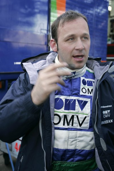 2006 FIA World Rally Champs. Round One, Monte Carlo Rally.19th - 22nd January 2006.Manfred Stohl, Peugeot. Portrait.World Copyright: McKlein/LAT
