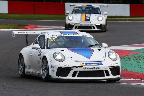 Will Bratt (GBR) Porsche