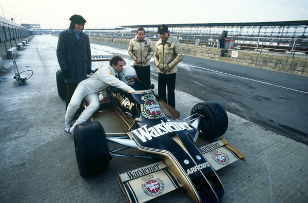 1978 Formula 1 Testing.