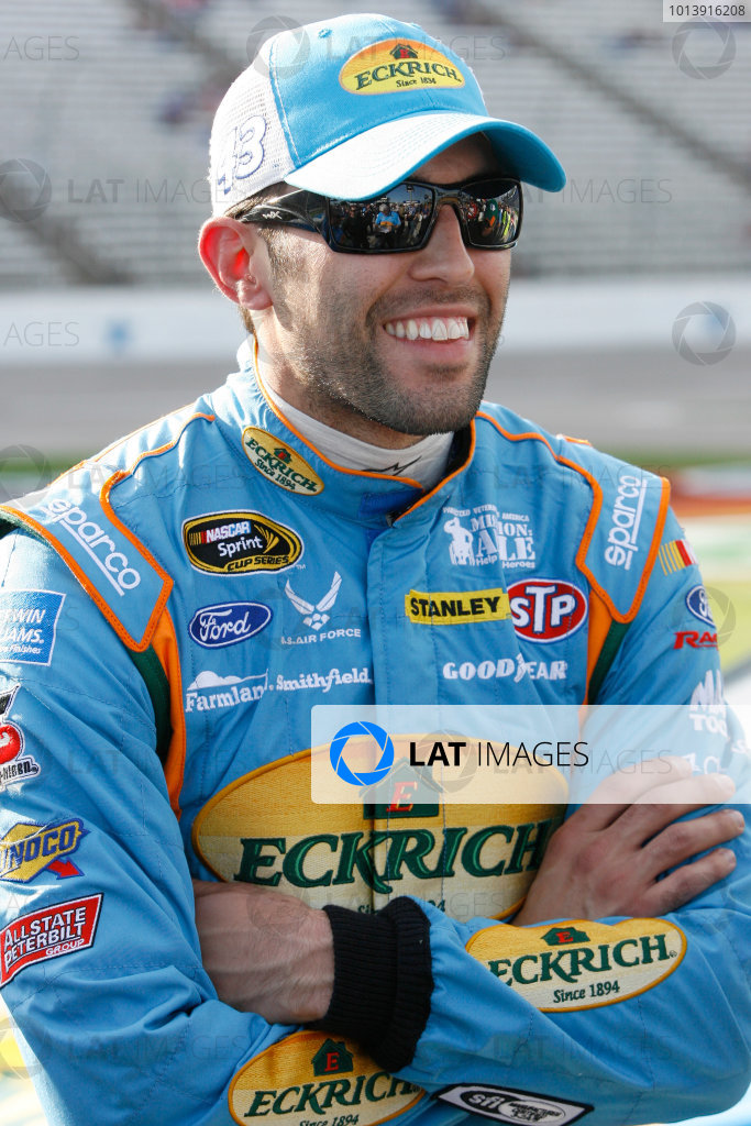 11-13 April, 2013, Fort Worth, Texas USA Aric Almirola ©2013, Matthew T. Thacker LAT South USA .