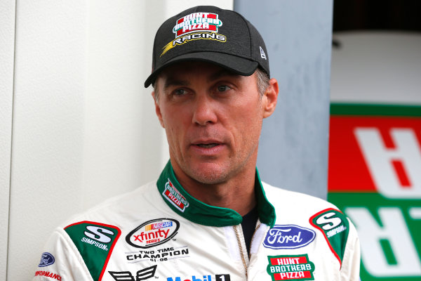 NASCAR XFINITY Series Alsco 300 Kentucky Speedway, Sparta, KY USA Thursday 6 July 2017 Kevin Harvick, Hunt Brothers Pizza Ford Mustang World Copyright: Russell LaBounty LAT Images