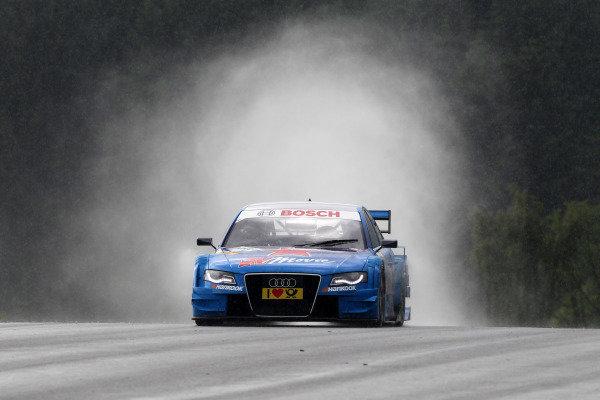 Filipe Albuquerque (POR), Audi Sport Team Rosberg.DTM, Rd3, Red Bull Ring, Spielberg, Austria. 3-5 June 2011.