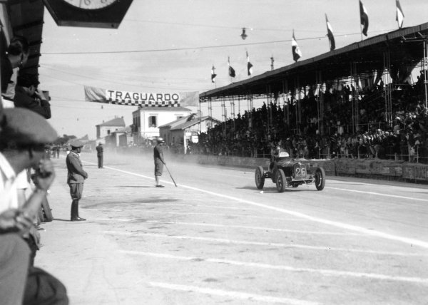 1935 Coppa Acerbo Junior voiturette race.