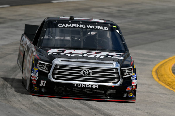 NASCAR Camping World Truck Series Alpha Energy Solutions 250 Martinsville Speedway, Martinsville, VA USA Friday 31 March 2017 Harrison Burton World Copyright: Scott R LePage/LAT Images ref: Digital Image lepage-170331-mv-0361