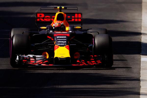 Monte Carlo, Monaco. Saturday 27 May 2017. Max Verstappen, Red Bull Racing RB13 TAG Heuer. World Copyright: Glenn Dunbar/LAT Images ref: Digital Image _X4I8693