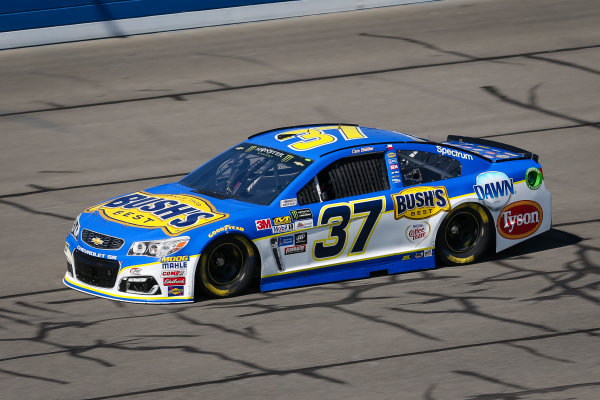 2017 Monster Energy NASCAR Cup Series Auto Club 400 Auto Club Speedway, Fontana, CA USA Friday 24 March 2017 Chris Buescher World Copyright: Barry Cantrell/LAT Images