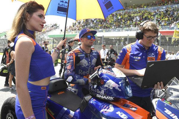 Miguel Oliveira, Red Bull KTM Tech 3, Italian MotoGP race 2019.