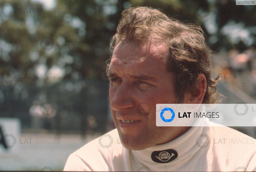 Formula 1 World Championship.Vittorio Brambilla.Ref-B5A 03.World - LAT Photographic