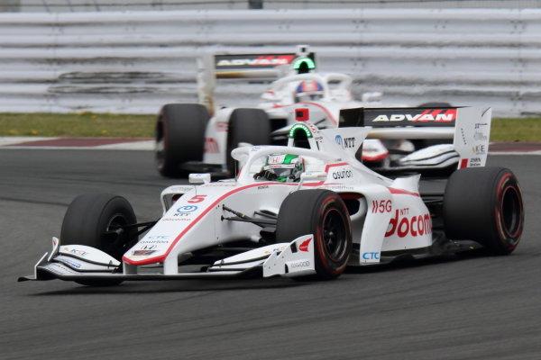 Nirei Fukuzumi  ( #5 DOCOMO TEAM DANDELION RACING, Dallara SF19 Honda), 3rd position
