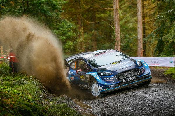 Pontus Tidemand [SWE], M-Sport Ford, Ford Fiest WRC 2019