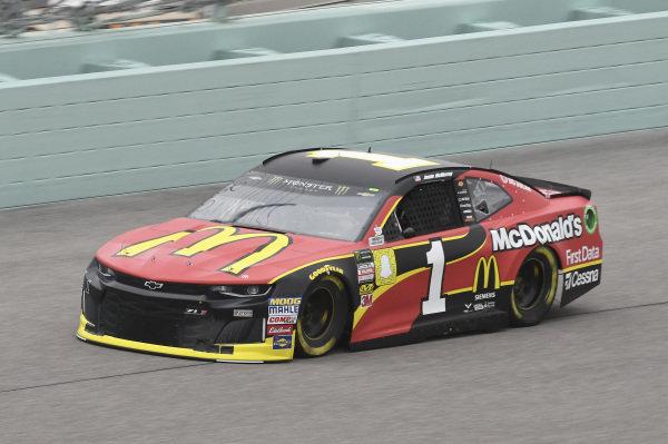 #1: Jamie McMurray, Chip Ganassi Racing, Chevrolet Camaro McDonald's