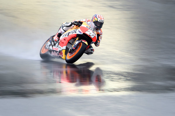 2017 MotoGP Championship - Round 15 Motegi, Japan. Friday 13 October 2017 Dani Pedrosa, Repsol Honda Team World Copyright: Gold and Goose / LAT Images ref: Digital Image 696305