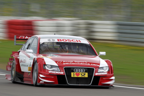 Oliver Jarvis(GBR), Audi Sport Team Abt.DTM, Rd6, Nurburgring, Germany, 6-7 August 2011.World Copyright: LAT Photographicref: Digital Image dne1106au35