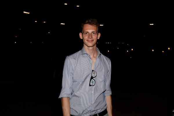 2013 GP2/3 Awards Evening. Yas Marina Circuit, Abu Dhabi, United Arab Emirates. Sunday 23 November 2014. Emil Bernstorff (GBR, Carlin). Photo: Zak Mauger/GP3 Series Media Service. ref: Digital Image _L0U8532