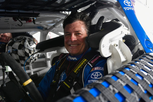 29 April-1 May, 2016, Talladega, Alabama USA  Michael Waltrip ?2016, Logan Whitton  LAT Photo USA