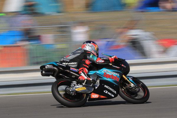 Ayumu Sasaki, Petronas Sprinta Racing.