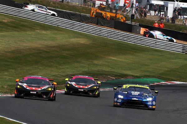 Graham Davidson / Jonny Adam TF Sport Aston Martin V8 Vantage GT3