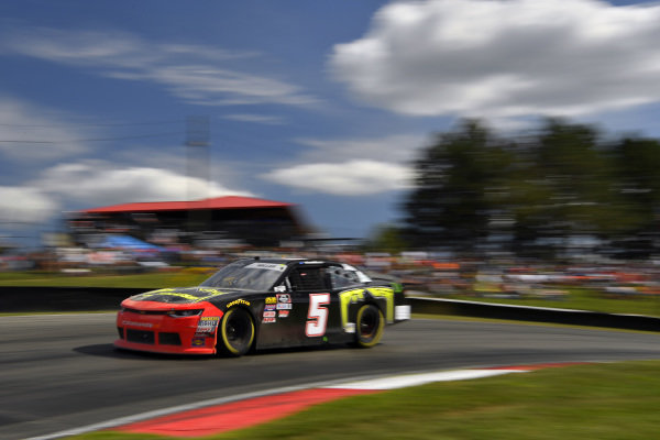 #5: Vinnie Miller, B.J. McLeod Motorsports, Chevrolet Camaro