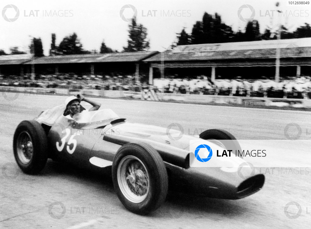 1956 Italian Grand Prix.