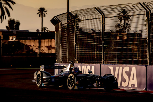 2016/2017 FIA Formula E Championship. Marrakesh ePrix, Circuit International Automobile Moulay El Hassan, Marrakesh, Morocco. Saturday 12 November 2016. Stephane Sarrazin (FRA), Venturi, Spark-Venturi, Venturi VM200-FE-02.  Photo: Zak Mauger/LAT/Formula E ref: Digital Image _X0W5392