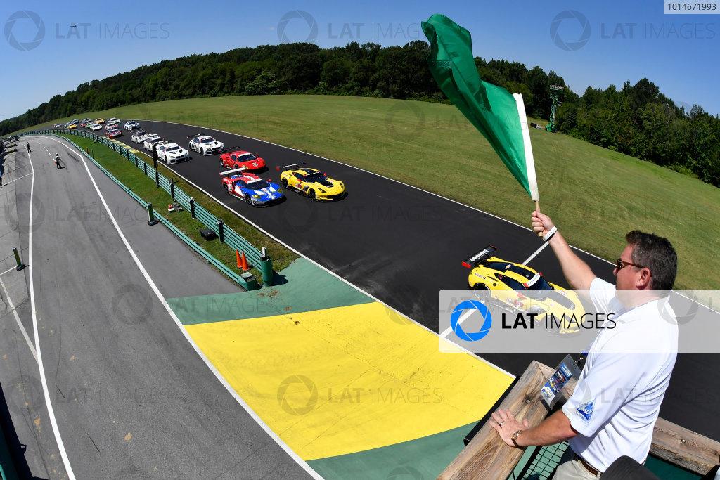 Round 10 - Virginia International Raceway, Virginia, USA