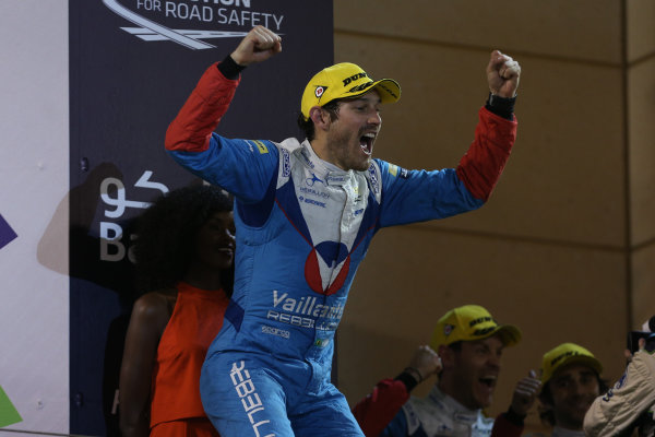 2017 FIA World Endurance Championship, Bahrain International Circuit, Bahrain. 16th-18th November 2017, #31 Vaillante Rebellion ORECA 07-Gibson:  Bruno Senna  World Copyright. JEP/LAT Images