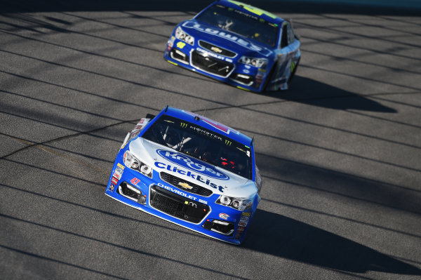 Monster Energy NASCAR Cup Series Homestead-Miami Speedway, Homestead, Florida USA Sunday 19 November 2017 AJ Allmendinger, JTG Daugherty Racing, Kroger ClickList Chevrolet SS World Copyright: Rainier Ehrhardt / LAT Images ref: Digital Image DSC_1917
