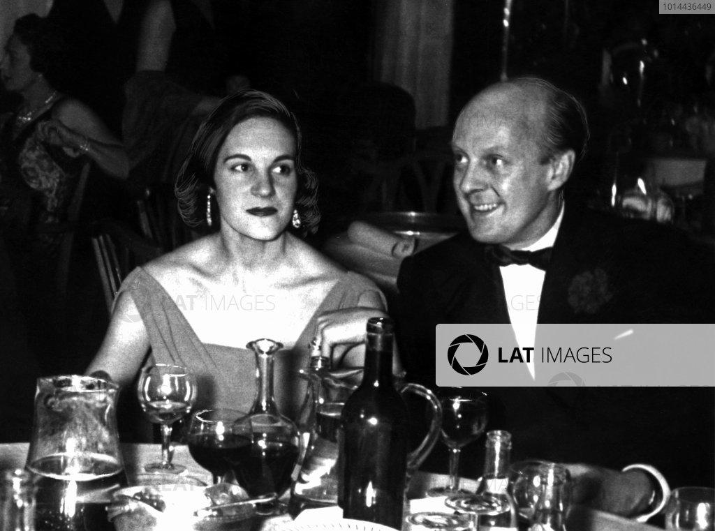 1957 BRDC Awards Dinner.