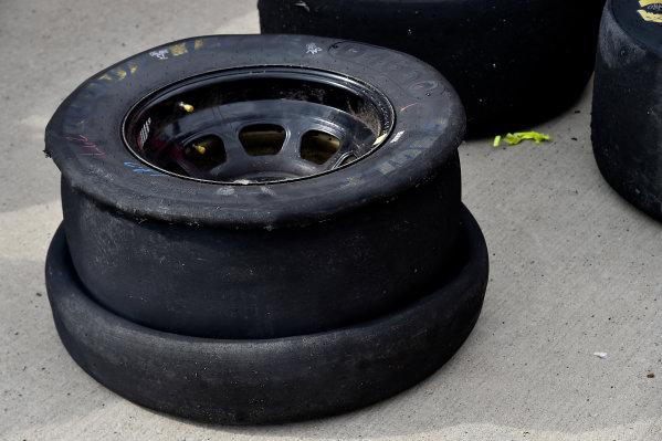 2017 NASCAR Xfinity Series Service King 300 Auto Club Speedway, Fontana, CA USA Saturday 25 March 2017 Goodyear tire World Copyright: Rusty Jarrett/LAT Images ref: Digital Image 17FONrj_4958
