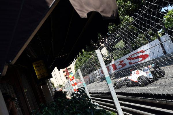 Monte Carlo, Monaco26th May 2011Kamui Kobayashi, Sauber C30 Ferrari. Action. World Copyright: Andy Hone/LAT Photographicref: Digital Image CSD_3495