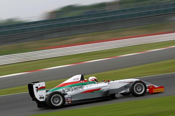 2016 BRDC Formula Three Championship, 11th-12th June 2016, SIlverstone, UK, Al Faisal Al Zubair (OMA) Fortec Motorsports BRDC F3  World copyright. Ebrey/LAT Photographic